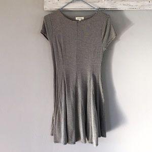 Monteau Dresses & Skirts - !Lowest price! Monteau gray skater dress