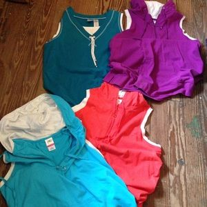 Just My Size Tops - 2X ⭐️ Ladies summer tops sleeveless bundle JMS