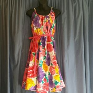 Crafted Creations  Dresses & Skirts - Spring Fling gathered dress