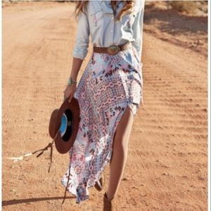Spell and the Gypsy Collective Pandora Maxi Skirt