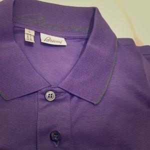 Brioni Other - BRIONI polo. Purple -BRAND NEW. NEVER WORN