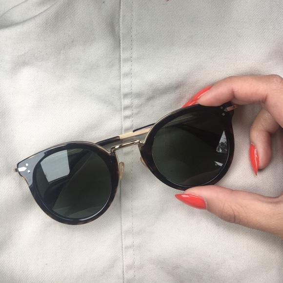 7062023cb53 Celine Accessories - Authentic Celine Lea Sunglasses