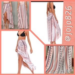 Dresses & Skirts - FINAL PRICE ⬇️ Summer Boho Skirt/ Beach Wrap