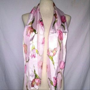 2for1 SPRING Flowers Scarf