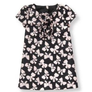 Janie and Jack Other - Janie and Jack Bow Print Dress 12-18