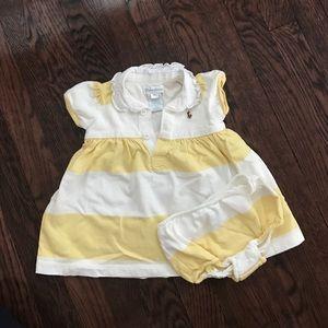 Baby Ralph Lauren dress 6M
