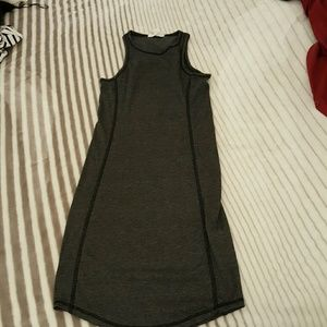 Dresses - Racer back body con