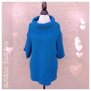 Coldwater Creek Sweaters - Coldwater Creek metallic sweater