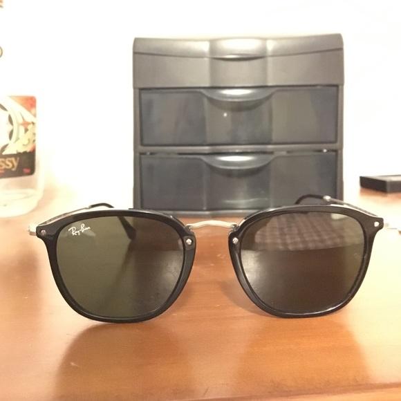 077edaae0f9c Ray-Ban Accessories | Rayban Square Fleck Sunglasses | Poshmark