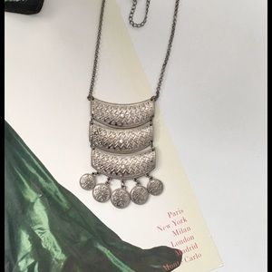 Nordstrom Jewelry - NORDSTROM Silver Pendant Necklace