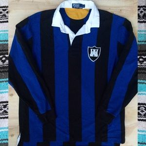 Polo by Ralph Lauren Other - Polo Ralph Lauren Rugby large castle vintage rare