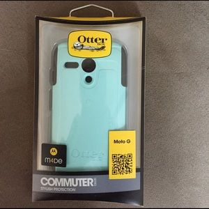 OtterBox Accessories - Otter box commuter series for Moto G