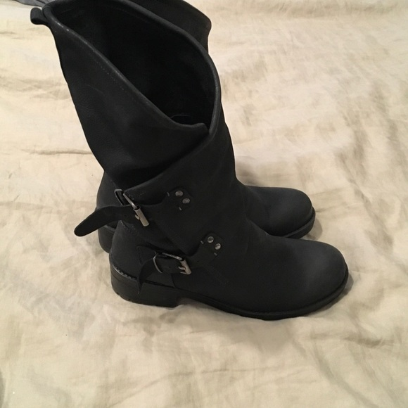 57c343629d9 Coolway Alida boots size 10 black leather