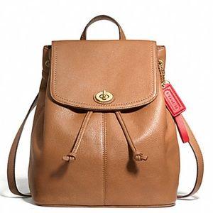 Coach Handbags - Coach Park Leather Backpack