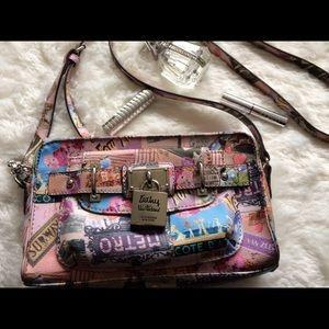 Kathy Van Zeeland Handbags - Paris Crossbody Bag