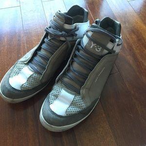 Yohji Yamamoto Other - Yoghi Yamamoto Y3 Grey Sneakers - 9