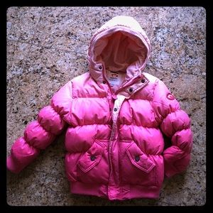 Appaman Other - Appaman pink ombre girls down coat