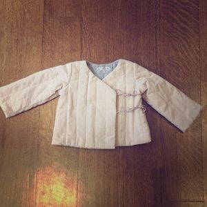Bonpoint Other - Bon Point Quilted Corduroy Coat, 18 Months
