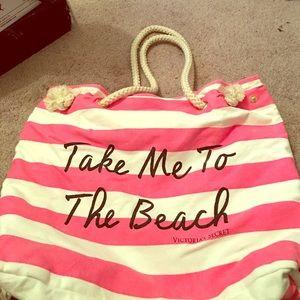 Victoria's Secret Handbags - Victoria Secret Tote