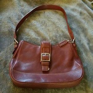 Coach Handbags - Vintage cherry Coach bag