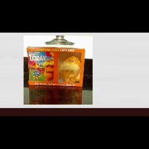 Other - The Lorax Blu-Ray gift pack with plush