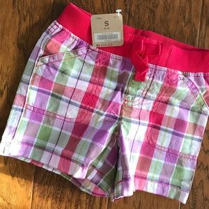 CraZy 8 girls size 5-6 shorts