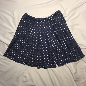Abercrombie & Fitch Dresses & Skirts - Polka Dot Abercrombie and Fitch Skirt