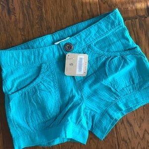 Crazy 8 girl shorts size 5