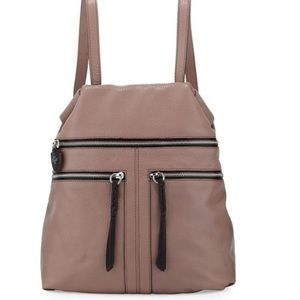 Oryany Handbags - Oryany Chloe Leather Backpack