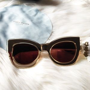 Karen Walker Accessories - Karen Walker limited edition sunnies