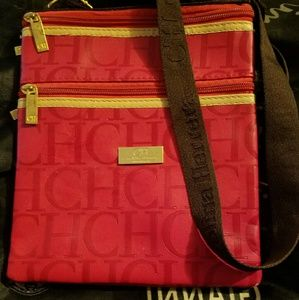 Carolina Herrera Handbags - 1980's Carolina Herrera bag, made in Spain
