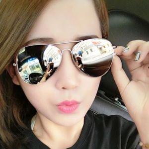 Accessories - ❤️😎 Trendy Mirrored sunglasses silver