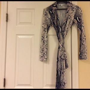 Diane vonFurstenberg Signature Wrap Dress