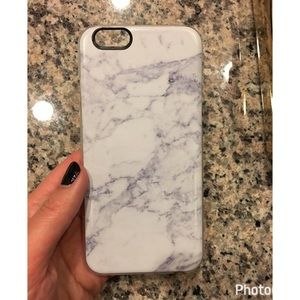 Casetify Accessories - Casetify marble iPhone 6S case