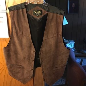 Scully Other - Vest