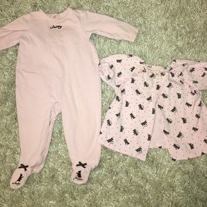 Juicy Couture Other - Juicy Couture Baby Girl Bundle, 3-6M