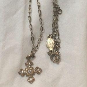 Catherine Popesco Jewelry - ON SALE: Catherine Popesco Cross Necklace!