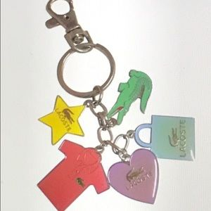 Lacoste Accessories - Lacoste Key Chain