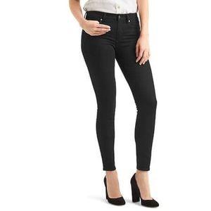 GAP Denim - Gap 1969 Mid Rise True Skinny Jeans