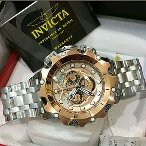 Invicta  Other - $3,200 Invicta Hybrid Master calendar chrono watch