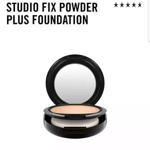 MAC Cosmetics Other - Mac cosmetics studio fix