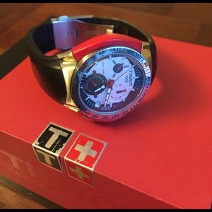 Tissot Other - TISSOT 1853 analog chronograph silicone watch