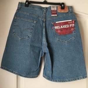Levi's Other - Men's jean shorts new with tags