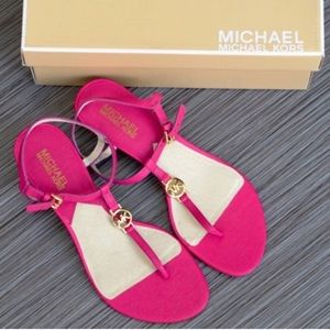 MICHAEL Michael Kors Shoes - 🆕NWB MICHAEL Michael Kors Nora Demi Wedge Sandals