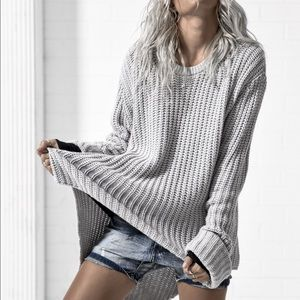 One Teaspoon Harvey Chunky Knit Sweater