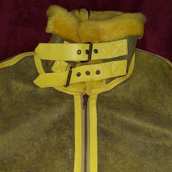 Jackets & Coats - Brisa shearling jacket