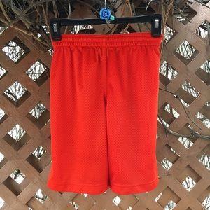 New Balance Other - {new balance} Boys Red Orange Basketball Shorts S