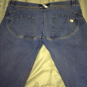 Freddy Pants - Freddy Pants-light denim