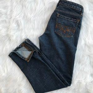 Seven7 Denim - Seven7 Jeans with Ankle Zipper