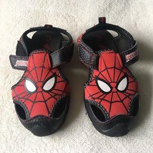 Spiderman Other - Boys Spider-Man sandals